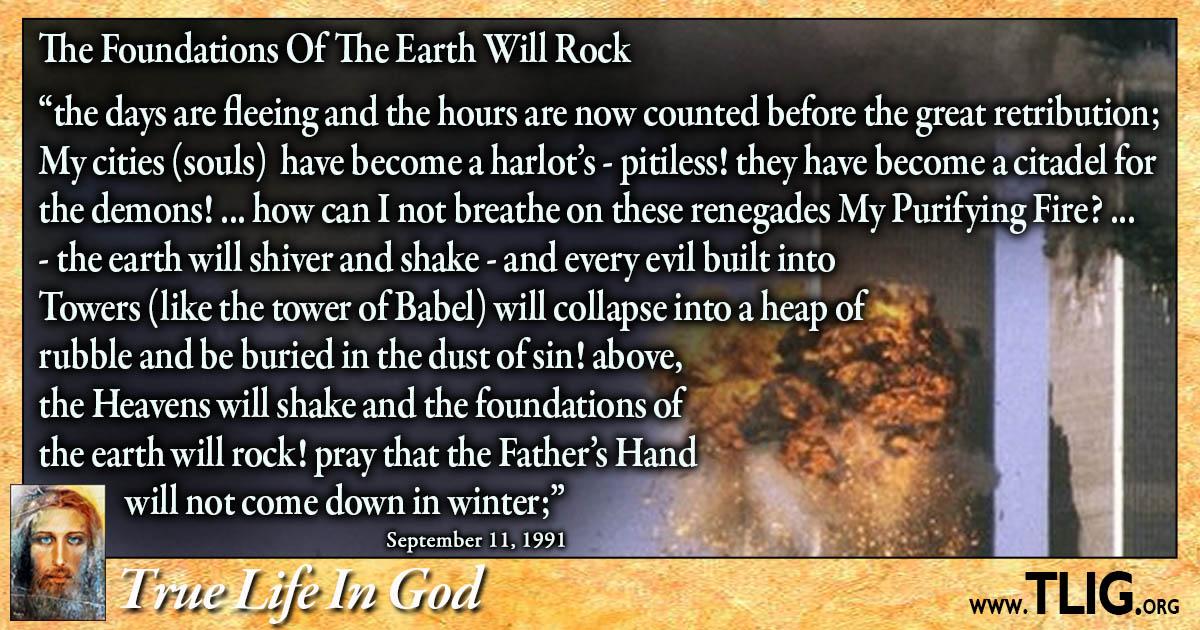 9-11 Prophesy