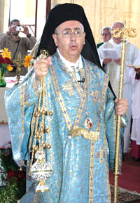 Bishop Georges Kahale